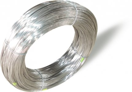Wire, rod made of titanium grade 23